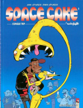 Space cake -1- Comique Trip