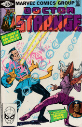Doctor Strange (1974) -48- The power of Dr. Strange