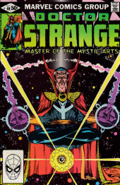 Doctor Strange (1974) -49- This menace reborn