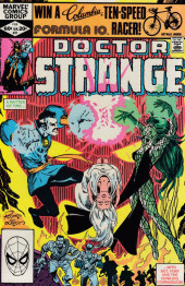 Doctor Strange (1974) -51- A time for love, a time for hate