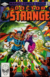Doctor Strange (1974) -54- Alone
