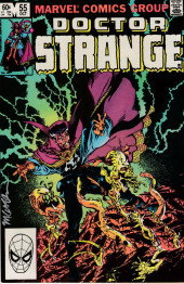 Doctor Strange (1974) -55- To have love...and lost!