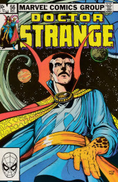 Doctor Strange (1974) -56- A mystic reborn