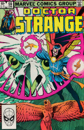 Doctor Strange (1974) -59- Children of the night