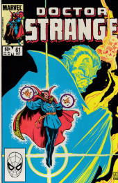 Doctor Strange (1974) -61- Power be the prize