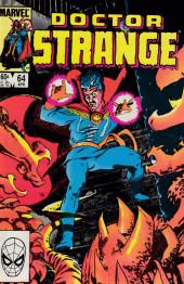 Doctor Strange (1974) -64- Art rage