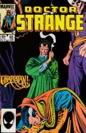 Doctor Strange (1974) -65- Charlatan!