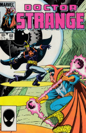 Doctor Strange (1974) -68- Sword and sorcery