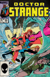 Doctor Strange (1974) -69- Sea cruise
