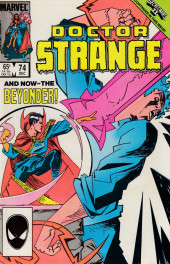 Doctor Strange (1974) -74- And now...The beyonder