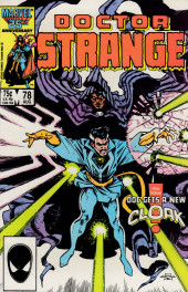 Doctor Strange (1974) -78- Cloaks and dangers!