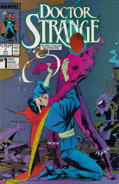 Doctor Strange: Sorcerer Supreme (1988) -1- Love is the Spell, The Spell is Death!