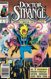 Doctor Strange: Sorcerer Supreme (1988) -2- The unbearable lightness of being