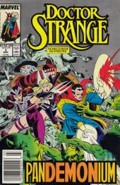 Doctor Strange: Sorcerer Supreme (1988) -3- Dragon circle