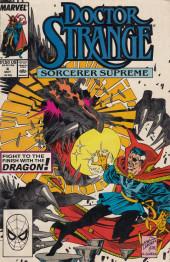 Doctor Strange: Sorcerer Supreme (1988) -4- Dragon's dream