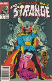 Doctor Strange: Sorcerer Supreme (1988) -5- The Faust gambit part I: Souled out