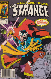 Doctor Strange: Sorcerer Supreme (1988) -7- The Faust gambit part III: agamotto mon amour