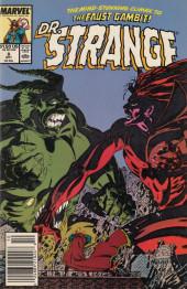 Doctor Strange: Sorcerer Supreme (1988) -8- The Faust gambit part IV: Mephisto waltz with satannish verses