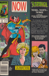 Doctor Strange: Sorcerer Supreme (1988) -9- That was then, this is now
