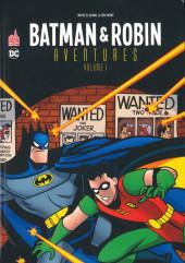Batman & Robin - Aventures -1- Volume 1