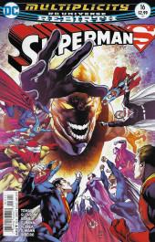 Superman (2016) -16- Multiplicity Conclusion