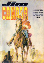 Jim Canada -Rec039- Collection Reliée N°39 (du n°235 au n°238)