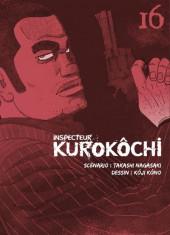 Inspecteur Kurokôchi -16- Tome 16