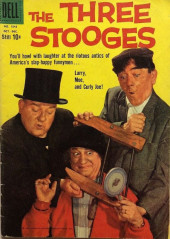 Four Color Comics (Dell - 1942) -1043- The Three Stooges