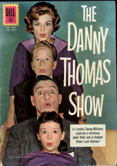 Four Color Comics (Dell - 1942) -1249- The Danny Thomas Show