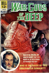 Movie Classics (Dell - 1962) -900- War Gods of the Deep