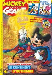 Mickey Parade -363- Le cycle des magiciens : Le continent d'Outremur