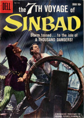 Four Color Comics (Dell - 1942) -944- The 7th Voyage Of Sinbad