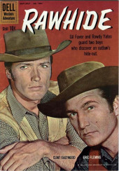 Four Color Comics (Dell - 1942) -1097- Rawhide