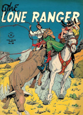 Four Color Comics (Dell - 1942) -98- The Lone Ranger