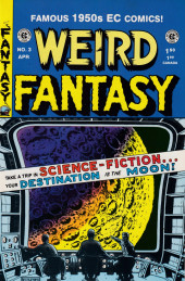 Weird Fantasy (1992) -3- Weird Fantasy 15 (1950)