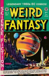 Weird Fantasy (1992) -5- Weird Fantasy 17 (1951)