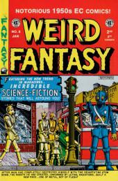 Weird Fantasy (1992) -6- Weird Fantasy 6 (1951)