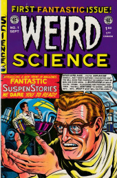 Weird Science (1992) -1- Weird Science 12 (1950)