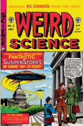 Weird Science (1992) -2- Weird Science 13 (1950)