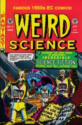 Weird Science (1992) -3- Weird Science 14 (1950)