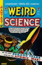 Weird Science (1992) -5- Weird Science 5 (1951)