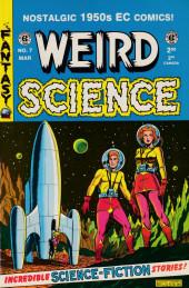 Weird Science (1992) -7- Weird Science 7 (1951)