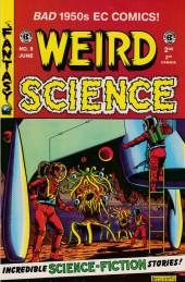 Weird Science (1992) -8- Weird Science 8 (1951)