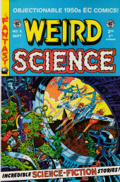 Weird Science (1992) -9- Weird Science 9 (1951)
