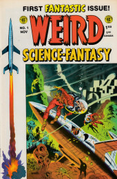 Weird Science-Fantasy / Incredible Science Fiction (1992) -1- Weird Science-Fantasy 23 (1954)