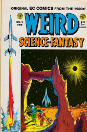 Weird Science-Fantasy / Incredible Science Fiction (1992) -2- Weird Science-Fantasy 24 (1954)