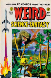 Weird Science-Fantasy / Incredible Science Fiction (1992) -3- Weird Science-Fantasy 25 (1954)
