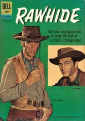Rawhide (Dell - 1962) -0- Rawhide