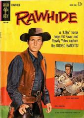 Rawhide (Dell - 1962)
