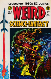 Weird Science-Fantasy / Incredible Science Fiction (1992) -5- Weird Science-Fantasy 27 (1955)